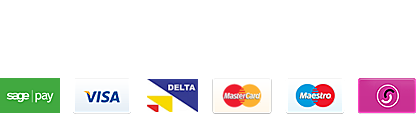 Sage Pay and Credit Card Logos